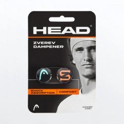 HEAD ZVEREV DAMPENER 2 PCS...